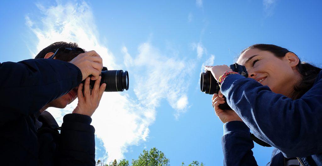 cursos de fotografia en zaragoza